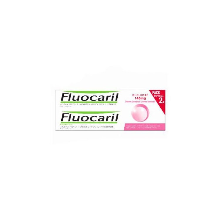 Fluocaril Past Dent Sensit 75mL Duo