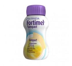 Fortimel Compact Baunilha 125 mL X 4 Emul Oral Frasco