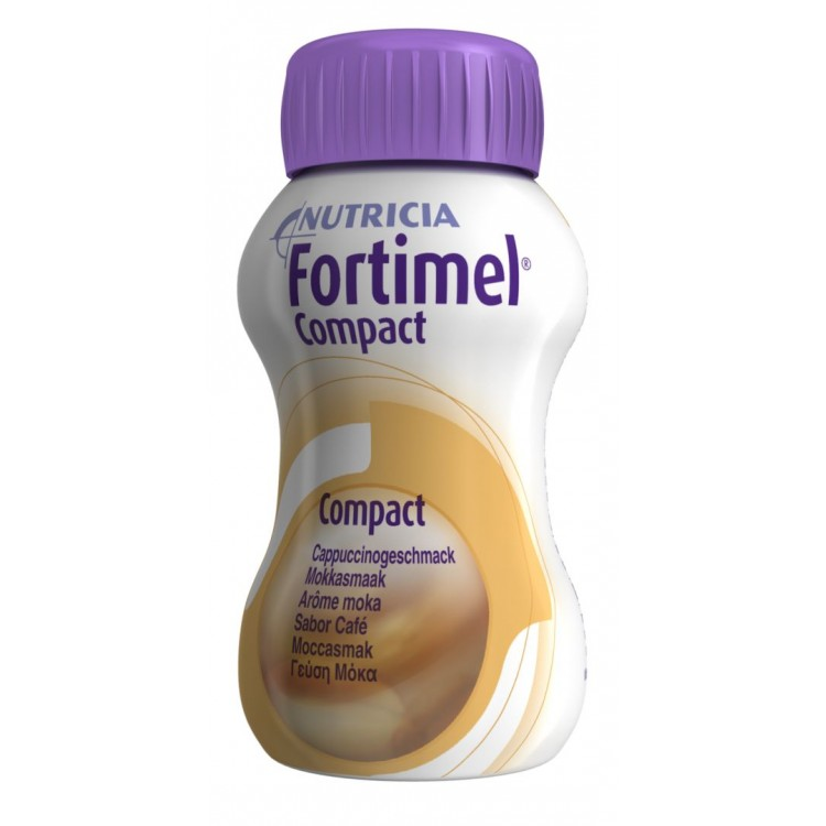 Fortimel Compact Cafe 125 mL X 4