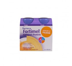 Fortimel Compact Protein Geng Trop125mL X4