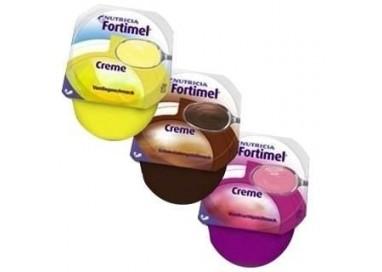Fortimel Creme Baunilha 125 G X 4