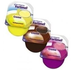 Fortimel Creme Chocolate 125 G X 4