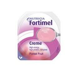 Fortimel Creme Frutos Silvestr 125 G X4