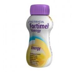 Fortimel Energy Sol Or Baunilha 200mL X4