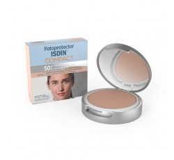 Fotoprot Isdin Compact Spf50+ Areia 10G