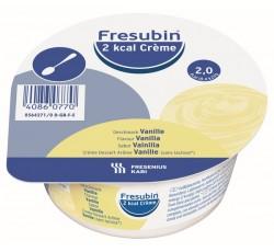 Fresubin 2Kcal Cr Baunilha 4 X 125 G