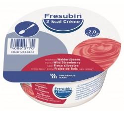Fresubin 2Kcal Cr Morango Silv 4 X 125 G