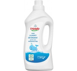 Friendly Organic Deterg Roupa S/Pf 1000mL