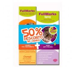 Fullmarks Spray + Champô (-50% Champô)