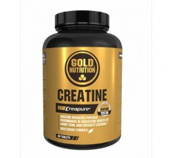 Gold Nutrition Creatine 1000Mg 60Caps