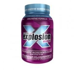 Gold Nutrition Extreme Cut Explosion Woman 120Caps