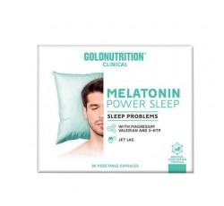 Gold Nutrition Melatonin Power Sleep X 30