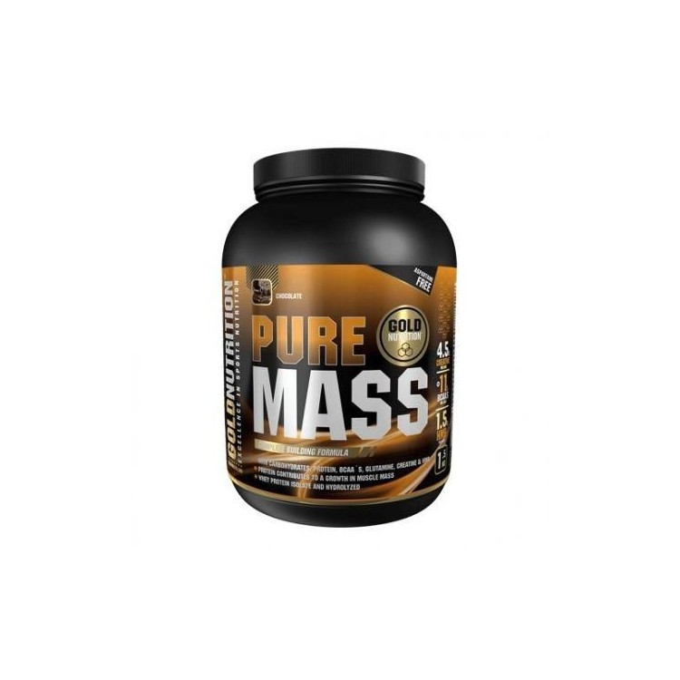 Gold Nutrition Pure Muscle Chocolate 1.5Kg