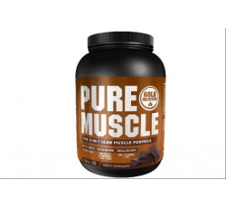 Gold Nutrition Pure Muscle Vanilla 1,5Kg