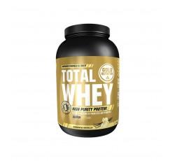 Gold Nutrition Total Whey Baunilha 1Kg