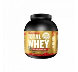 Gold Nutrition Total Whey Morango 2Kg