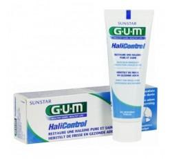 Gum Halicontrol Gel Dentifrico 75 mL