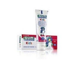 Gum Kids Pasta Dent Morango 50mL