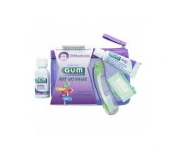 Gum Kit Viagem Ortodontia