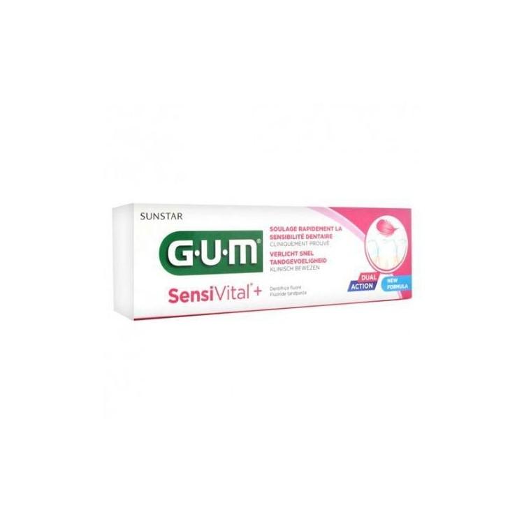 Gum Sensivital+ Past Dent 75mL