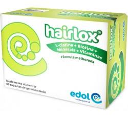 Hairlox Cápsulas X 60