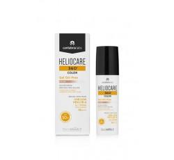 Heliocare 360 Col Gel Oil Free50+ Beig 50mL