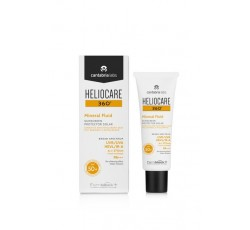Heliocare 360 Fluid Mineral Spf50+ 50mL