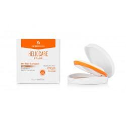 Heliocare Oil Fre Compacto Spf 50 Claro 10G