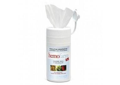 Hemofarm Plus Toalhita Humida Caixa X 60