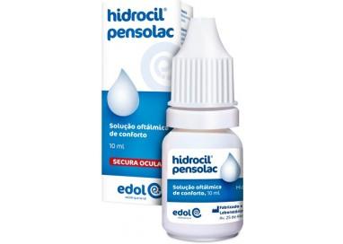 Hidrocil Pensolac Colírio 0,5% 10mL