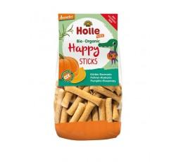 Holle Bio Happy Sticks Abobora Alecrim 100G