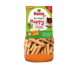 Holle Bio Happy Sticks Cenoura Funcho 100G