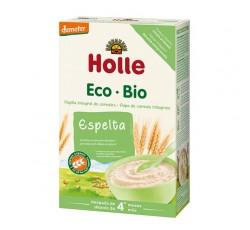 Holle Bio Papa De Trigo Espelta 4M 250G