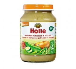 Holle Bio Pure Batata Ervi Curgete 6M 190G