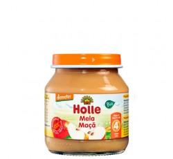 Holle Bio Pure Maçã 4M Boiao 125G