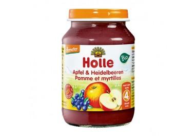 Holle Bio Pure Maca Mirtilo 4M Boiao 190G