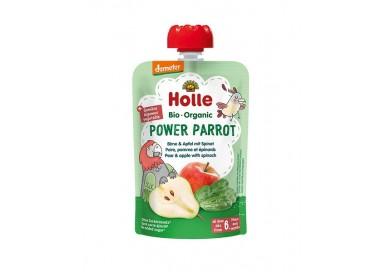 "Holle Bio Pure Saq Pera+Maca+Espin ""Power Parrot"" 6M 100Gr"