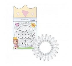Invisibobble Elastico Cab Kids Princess Hair Rings X3 Sparkie
