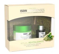 Isdin Bodysenses Ritual Revital Chá Matcha Japonês Cr Corp 250mL+Difus Aromático 50mL