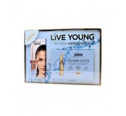 Isdin Live Young Rotina Hidratante