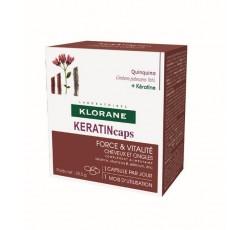 Klorane Capilar Force Keratin Caps X30 X3 Cáps
