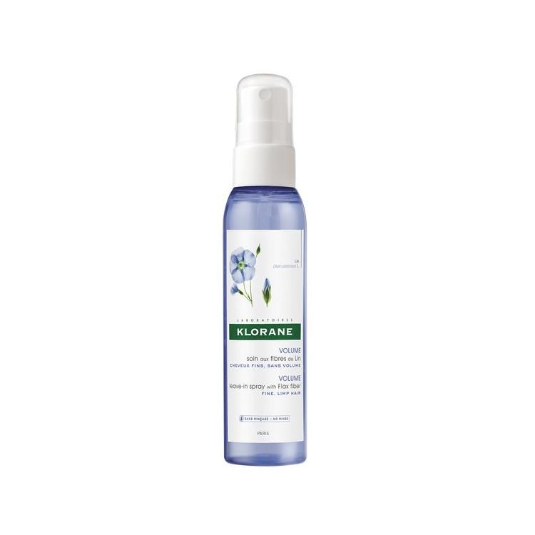 Klorane Capilar Spray Enxag Fibr Linh 125