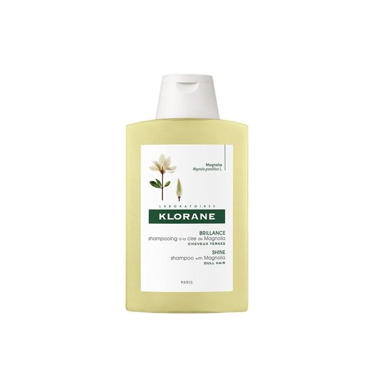 Klorane Champo C/ Cera De Magnolia 200mL