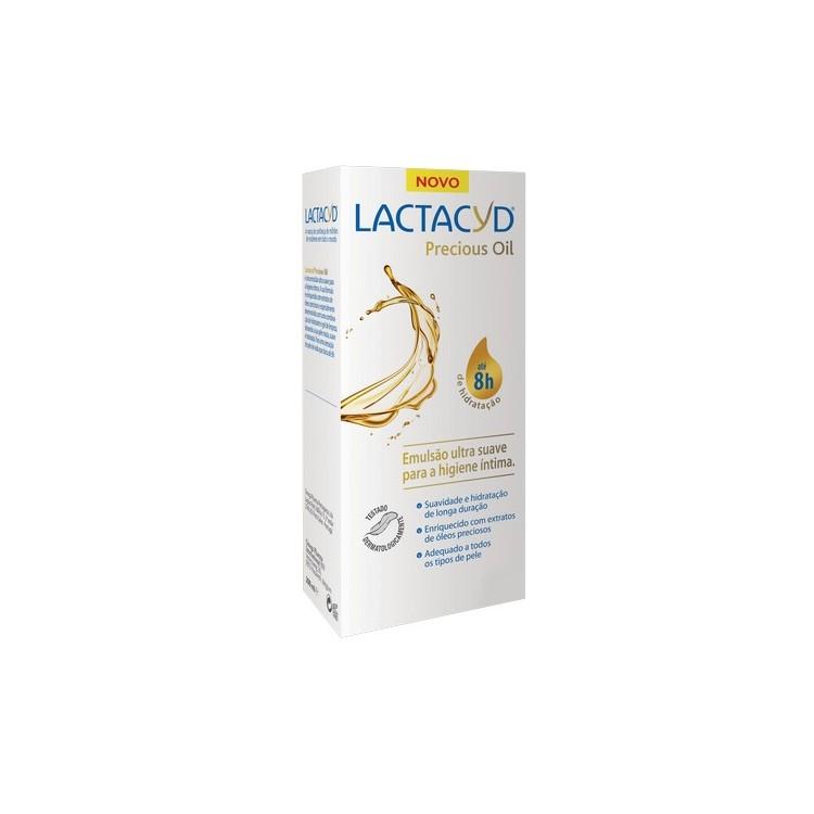 Lactacyd Precious Oil Ult Suav Hig Int200mL