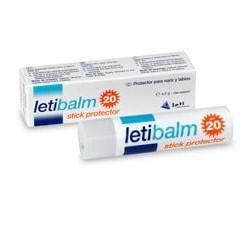 Letibalm Repair Stick Prot Lab Spf20 4,5G