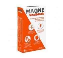 Magne Vitalidade Cáps X 30