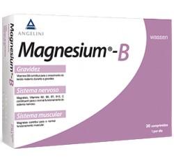 Magnesium B Comp X 30