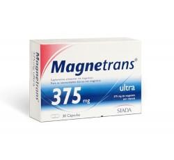 Magnetrans Ultra 375 Mg 30 Capsulas