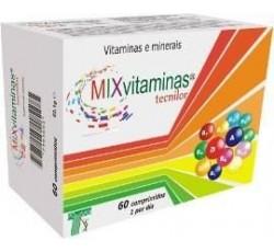 Mixvitaminas Tecnilor Comp X 60