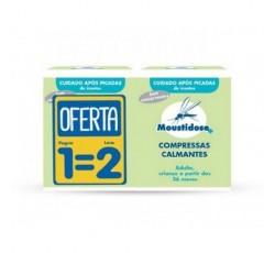 Moustidose Compressa Calmante X8 Paga 1 Leva 2